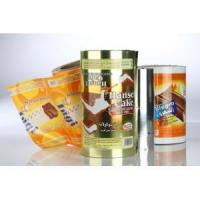 Buy cheap Mixed printed OPP laminated film rolls from wholesalers
