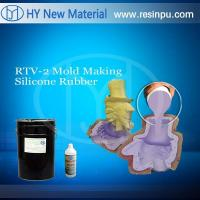 Buy cheap Molding silicone rubber HY-610 RTV-2 Mold Making Silicone Rubber from wholesalers