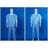 Buy cheap [218]Non woven Scrub suit Non Woven Product from wholesalers