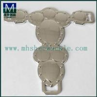 Buy cheap Guangzhou plastic shoe decoration plastic shoe buckle factory from wholesalers