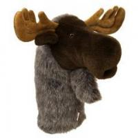 Buy cheap Animal Head Covers Deer Animal Driver Golf Head Cover, Christmas Golf Gifts from wholesalers