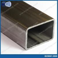 Buy cheap Search By Shape 40*60mm Carbon Steel Rectangular Tube from wholesalers