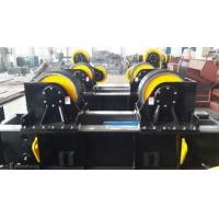 Buy cheap Hydrulic Fit Up Welding Pipe Stand Roller 60T For Automatic Circle Seam Welding from wholesalers