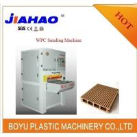 Buy cheap WPC Wood Plastic Sanding Machine Admin Edit from wholesalers