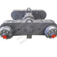 Buy cheap Grader spare parts xcmg spare parts grader spare parts GR215 GR165 GR180 Gr135 axle assy from wholesalers