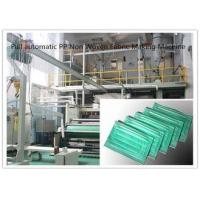 Buy cheap Full automatic PP Non Woven Fabric Making Machine from wholesalers