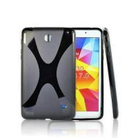Buy cheap Exclusive protective tablet cases for Samsung Tab 4 tpu cover from wholesalers