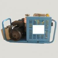 China Quiet scuba air compressor belt driven for industrial tank filling 50 / 60hz on sale
