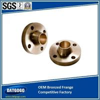 Bronze Machining Competitive Machined Bronze Frange China OEM Factory