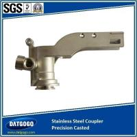 Buy cheap Investment Cast Keg Coupler CNC Machined from wholesalers