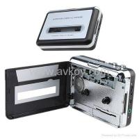 Buy cheap Audio USB Portable Cassette tape to MP3 Converter from wholesalers