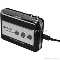 Buy cheap Audio USB Cassette tape to MP3 Converter Capture Tape Player from wholesalers