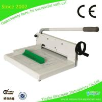 Buy cheap Paper Trimmer Paper Trimmer - China - Manufacturer - Paper Cutting Machine - from wholesalers