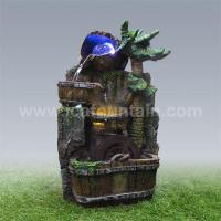 Buy cheap Garden fountains Coconut indoor fountains from wholesalers