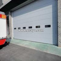 Buy cheap sectional industrial door #DSO002 from wholesalers