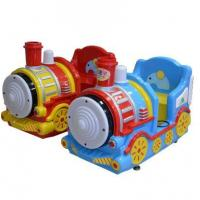 Buy cheap The swing machine spit bubbles little train from wholesalers