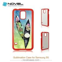 Buy cheap Sublimation PC Phone Case for Galaxy S5 from wholesalers