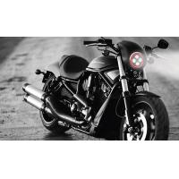Buy cheap 7 inch round Headlight for Harley from wholesalers