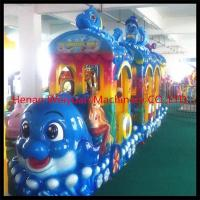 Buy cheap Family style big elephant electric train for sale from wholesalers