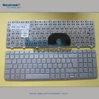 Buy cheap HP/Compaq DV6-6000 UK laptop keyboard silver, silver frame from wholesalers