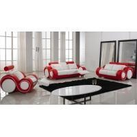 Buy cheap modern leather sofa set 109A from wholesalers