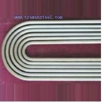 Buy cheap U-bent stainless steel tubes ASTM A688/688M from wholesalers
