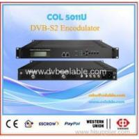 Buy cheap Digital Encoder Products SDI to DVB-S/S2 encoder modulator from wholesalers