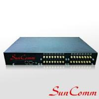 Buy cheap GSM VoIP Terminal with 32 ports Support SIP SC-3295iG from wholesalers
