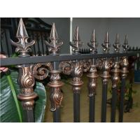 Buy cheap Aluminum fence panels from wholesalers
