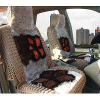 Buy cheap Auto Interior Decoration Crochet car seat cover from wholesalers