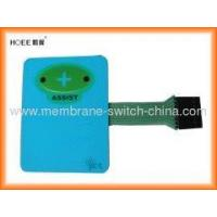 Buy cheap non-tactile membrane switch supplier China from wholesalers