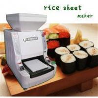 Buy cheap Sushi Rice Sheet Maker from wholesalers