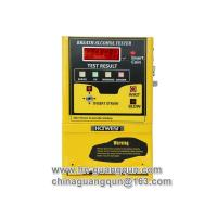 Buy cheap Coin Accept AT309 Coin-operated Alcohol Tester product