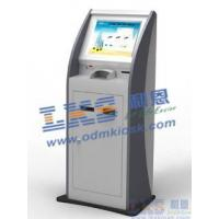 Buy cheap floor stand ticket vending kiosk from wholesalers