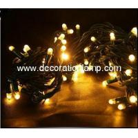 Buy cheap Waterproof Black Wire LED String Light from wholesalers