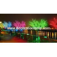 Buy cheap Outdoor Artificial Christmas Tree LED Cherry Blossom Tree Light from wholesalers