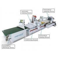 Buy cheap Full automatic panel furniture production line for sale from wholesalers
