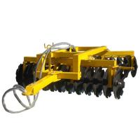 Buy cheap Heavy hydraulic offset disc harrow from wholesalers