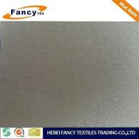 China Knit Fabric 13S Pearl Coating Dyed Fabric on sale