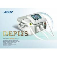 Permanent Hair Reduction System For Face / OPT + SHR Hair Removal Equipment
