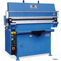 Buy cheap Leather belt embossing machines Model:HG-E120T/A, length 1350mm from wholesalers