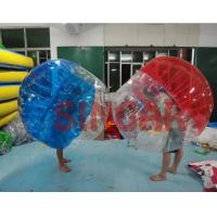 Buy cheap Bubble Soccers Human sized bubble soccer,bumperz bubble football from wholesalers