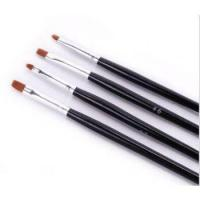 Buy cheap One Stroke Gel Brush for nail gel extension from wholesalers