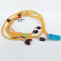 Buy cheap E320D excavator throttle motor engine wiring harness from wholesalers