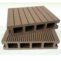 Buy cheap High Gloss PVC Edge Banding hollow WPC anti-corrosion deck board from wholesalers