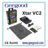 Buy cheap Cheap Xtar VC4 four slot charger for Li-ion NiMh battery charger with LCD Display from wholesalers