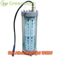 Buy cheap 1750W fish attracting lights/ green fish attracting dock lights GNH-AF-1750W-220V from wholesalers