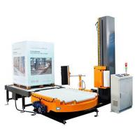Buy cheap T6 Fully Automatic Pallet Wrapper from wholesalers