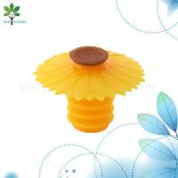 The silicone bracelet follower silicone bottle stopper, bottle stoppers processing