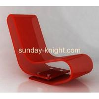 Buy cheap Perspex Living Room Chairs Chaise Lounge AFK-003 from wholesalers